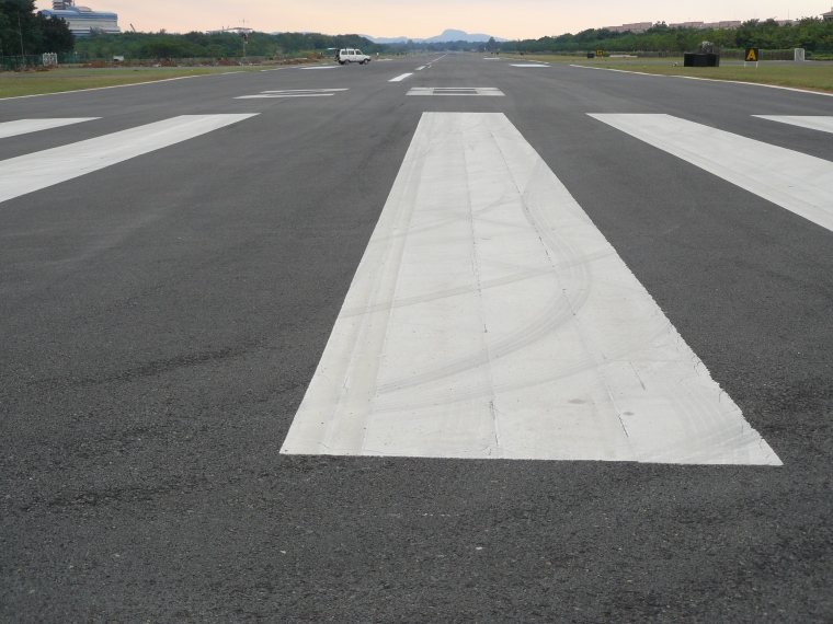 Jindal Raigarh Airport Runway