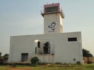 Baldota Koppal Aerodrome Control Tower